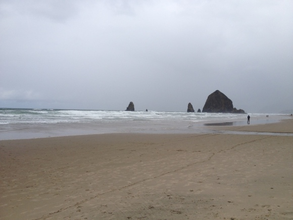 Canon Beach, Oregon
